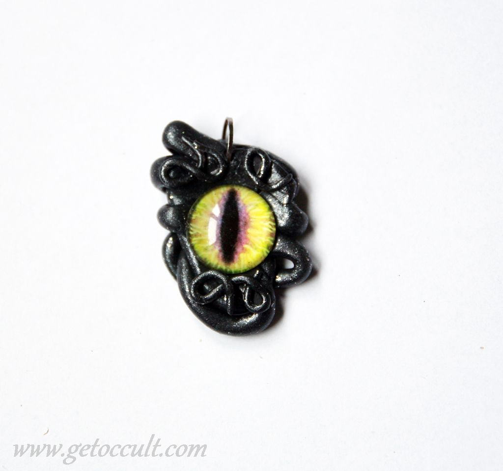 dragons eye jewelry magic occult gothic