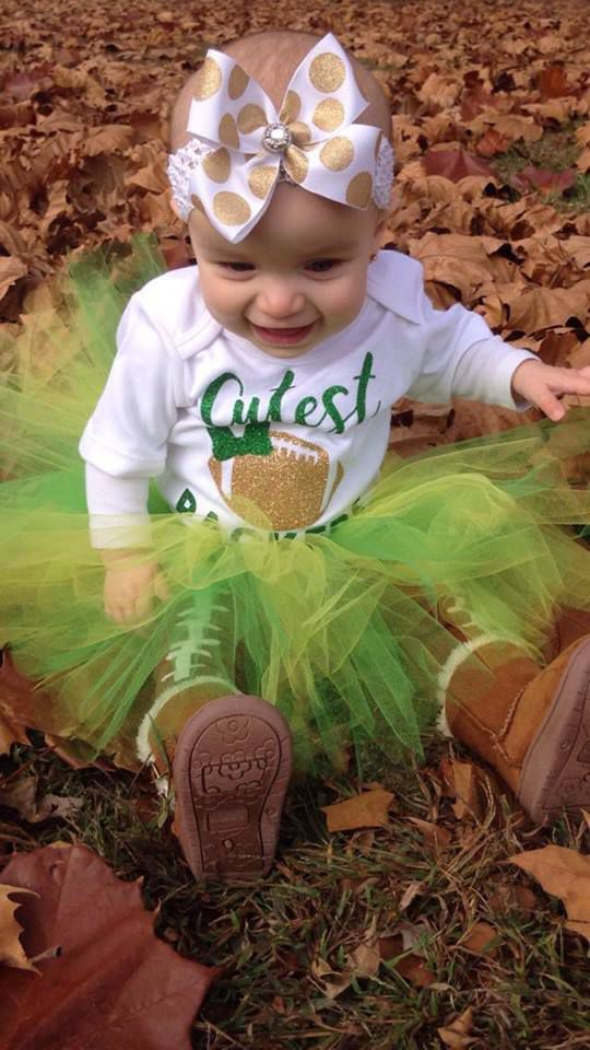birthday outfit tutu baby girls custom full for tutus