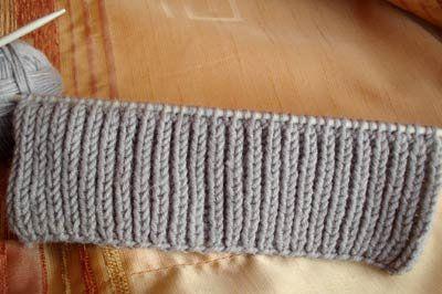 scarf goods textile knit needles