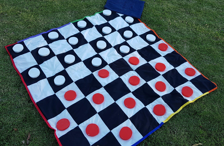 outdoorgames lawngames yardgames campinggames eventgames beachgames weddinggames checkersboard