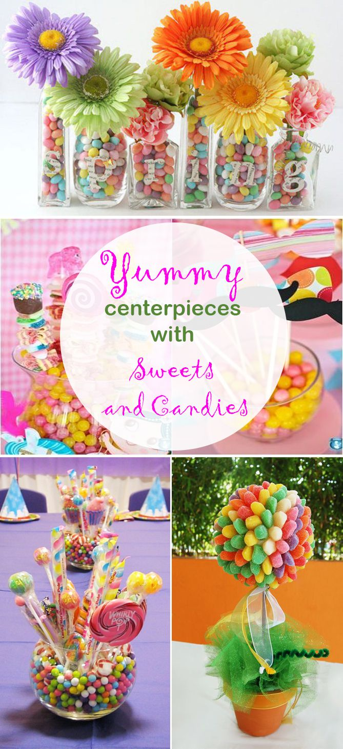 birthday children sweets candy kids party