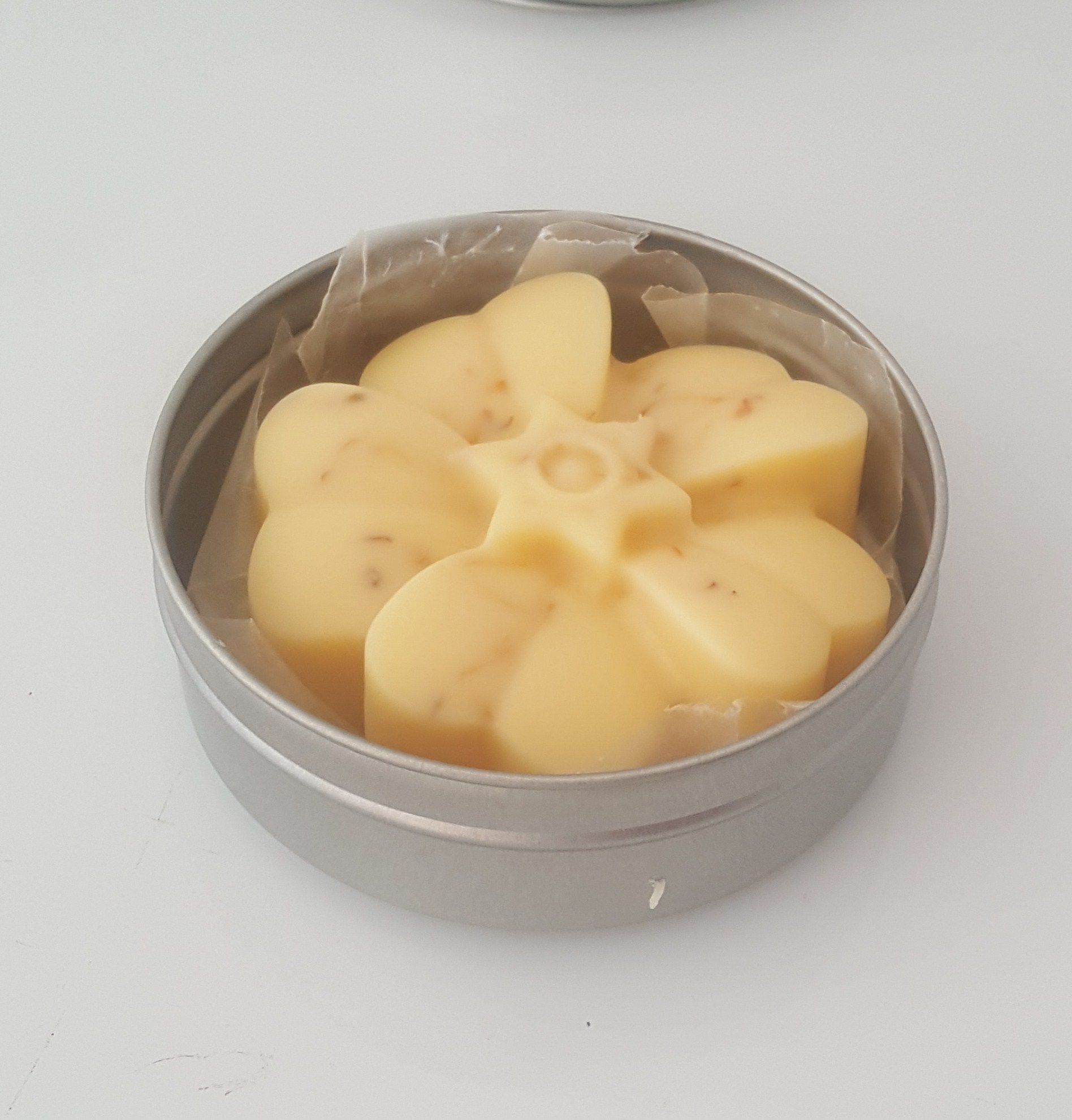 flower solid lotion natural bar thick