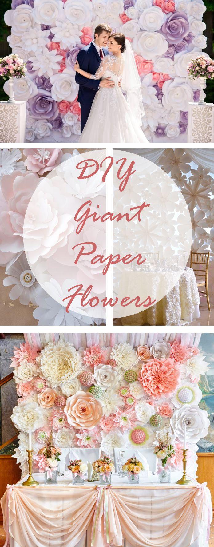 weddingdecoration paperflowers wedding flowers