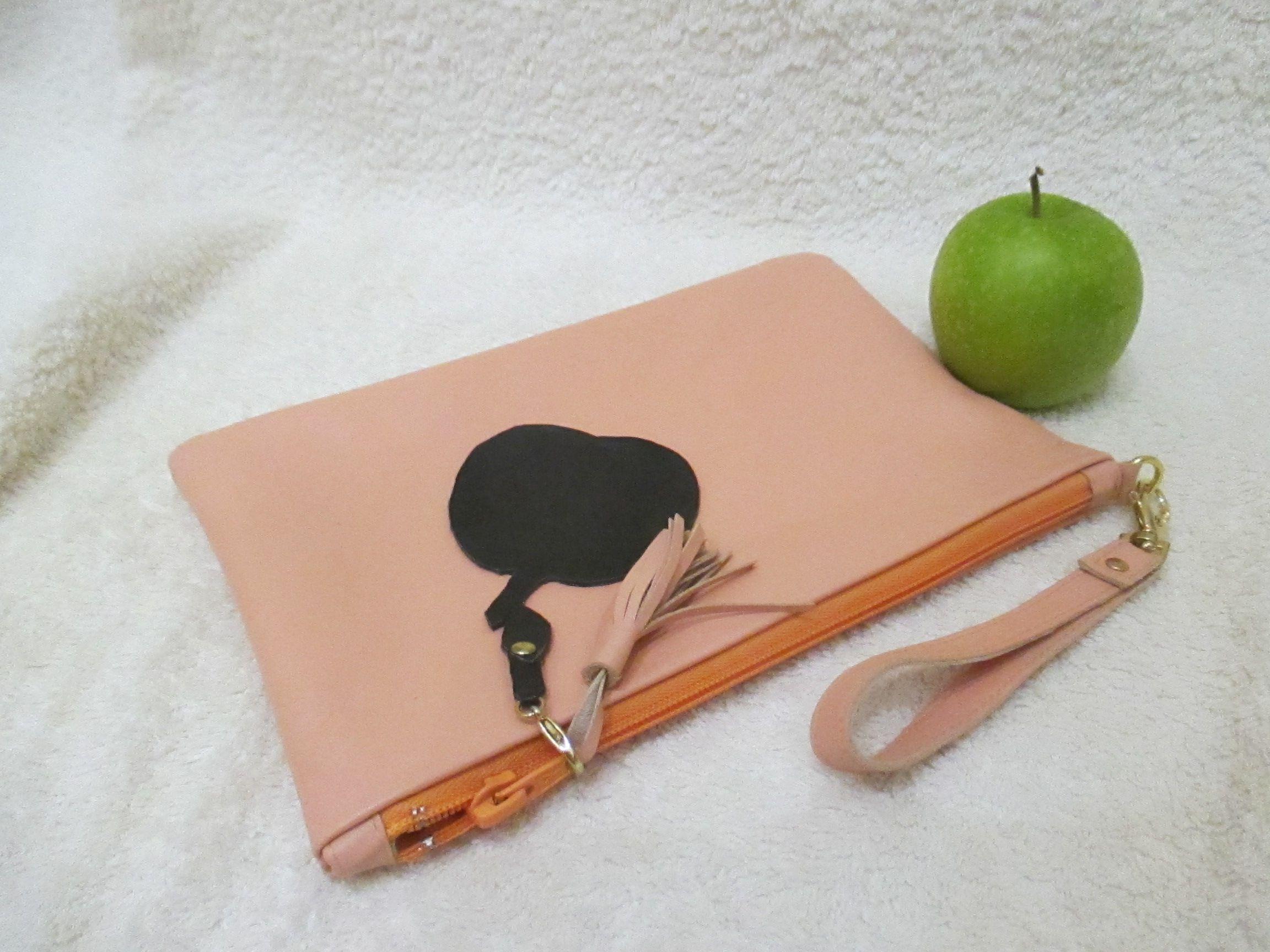 leather accessories bag clutch oeach