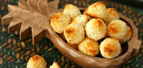 coconut tasty selfmade cooking quickrecipe delicious coconutcookies coconutlovers home homemade diy bake