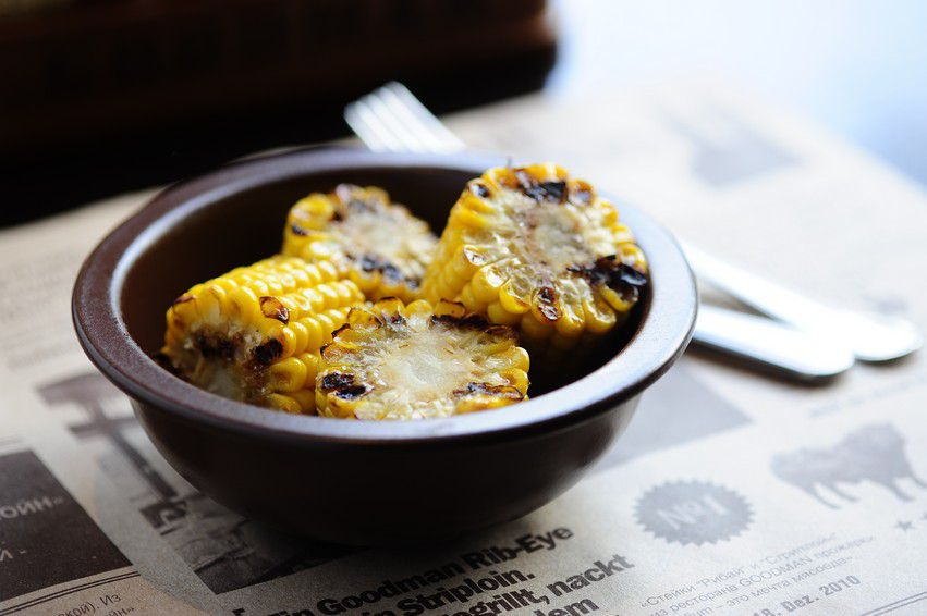 cook grill cookery recipe corn