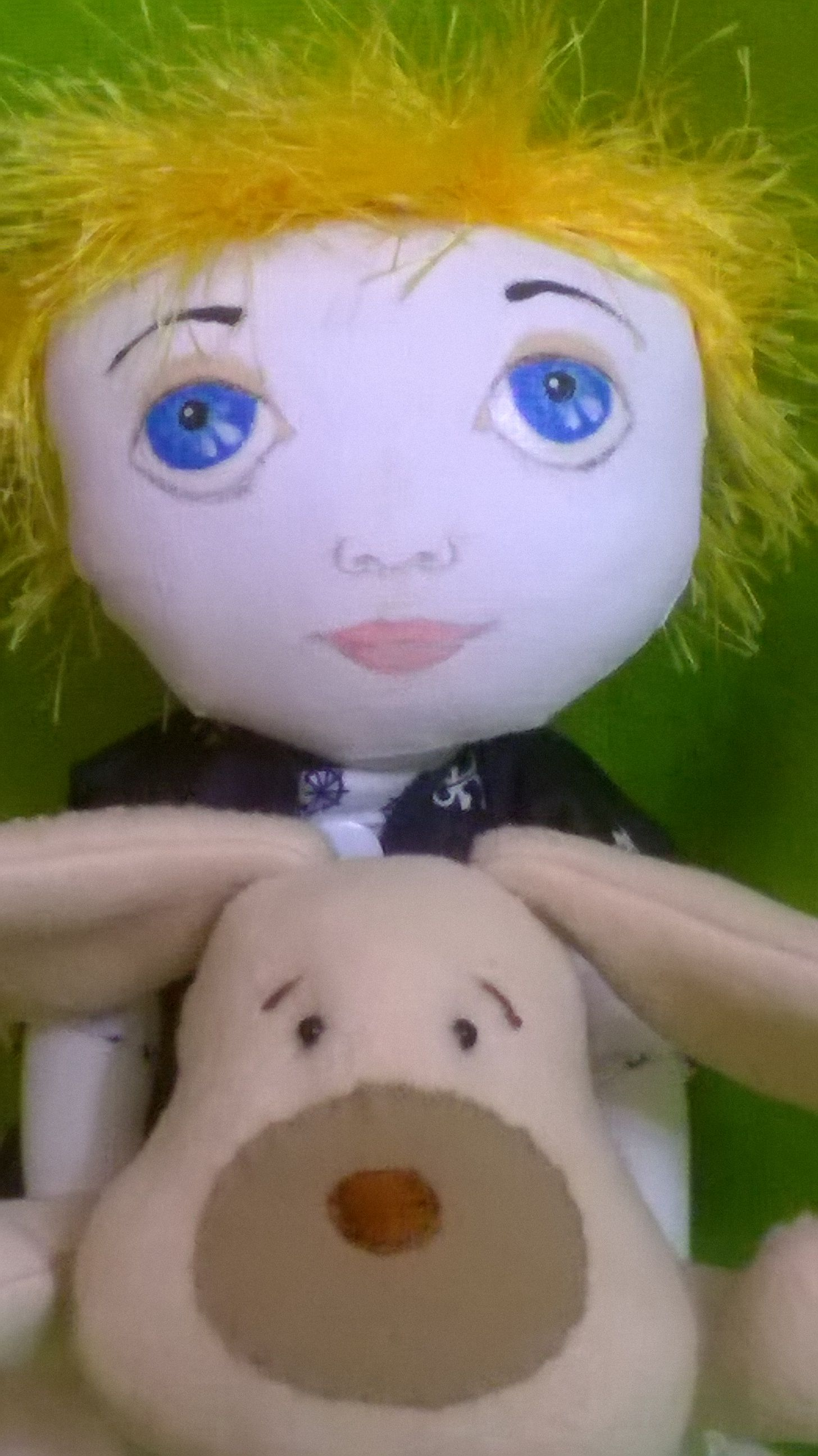 toy peterpan interior doll