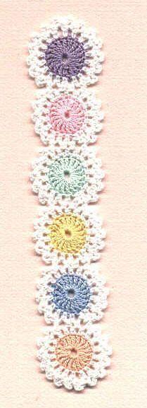 books white mint crochet bookmarks red handmade blue purple yellow