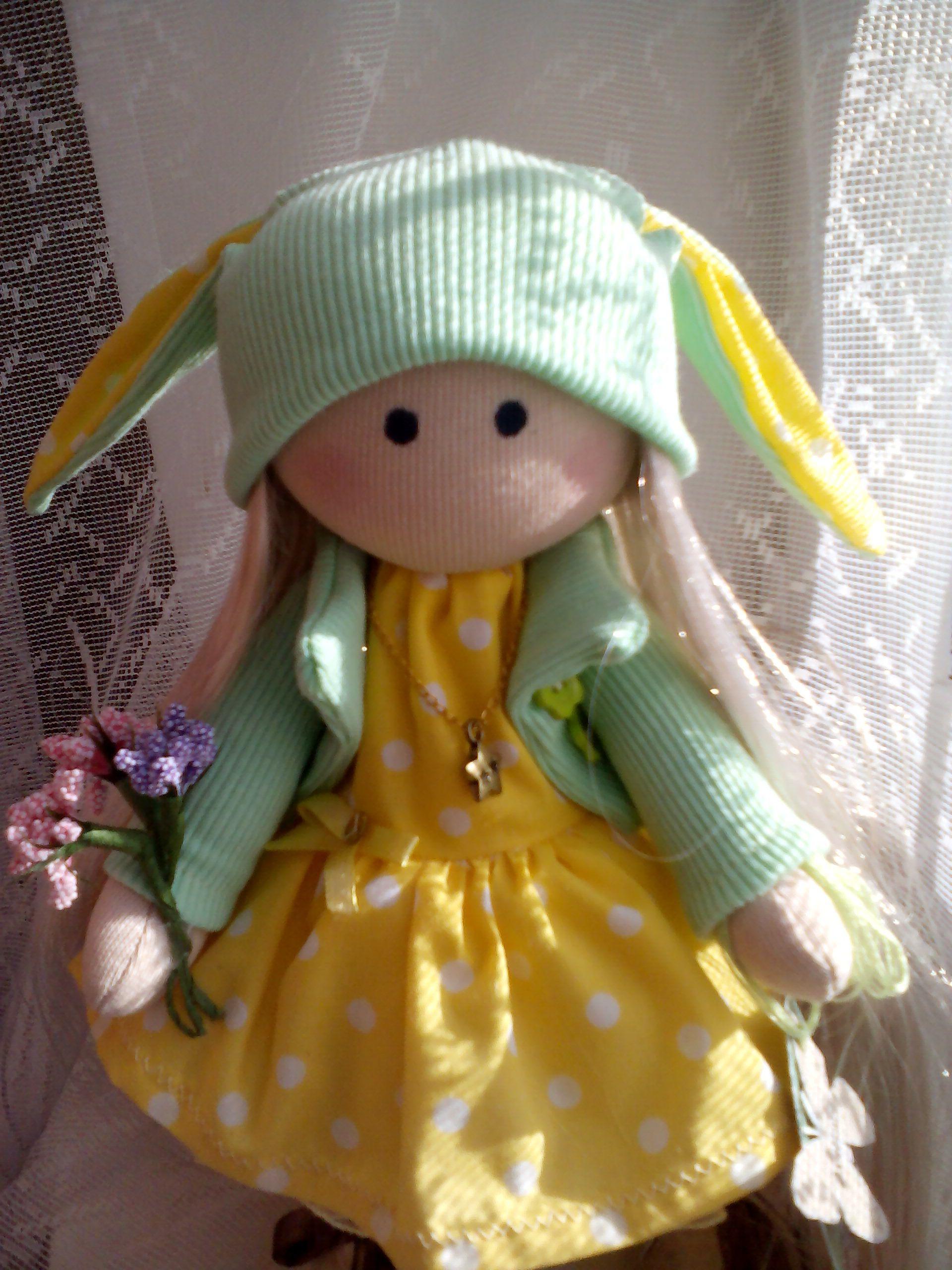 girls doll handmade rebecca