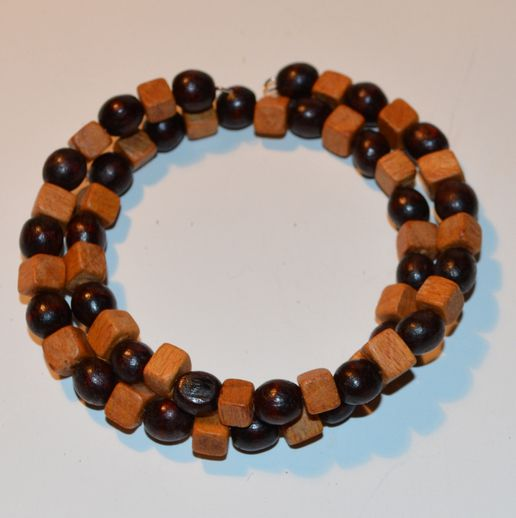 bracelets make wood wrap wire