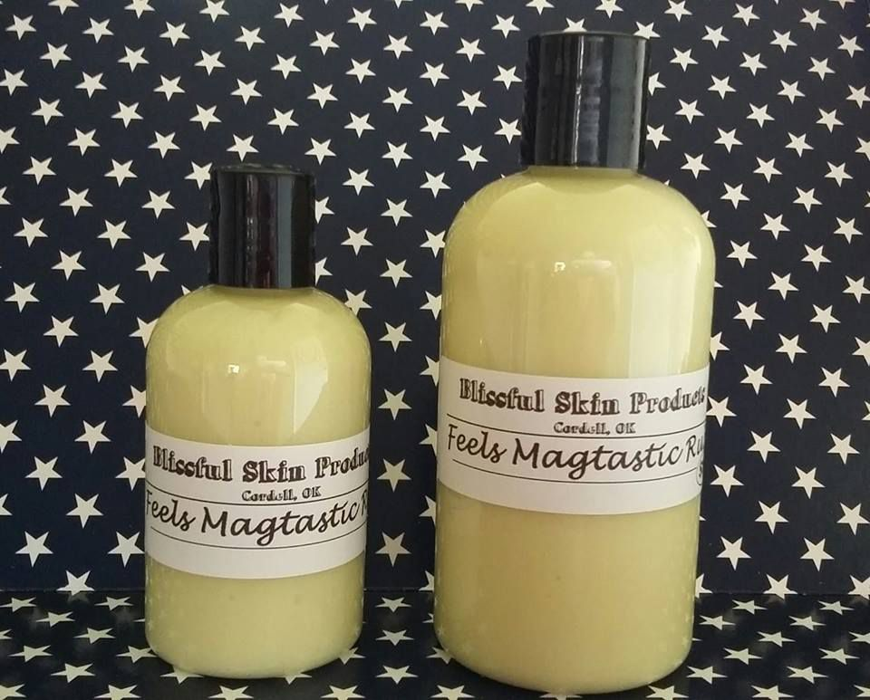 muscles magnesium lotion soothing lightweight hand body sore magtastic healing feels moisturizing cream rub