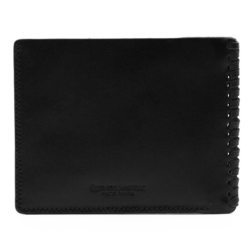 handmade leather accessories men wallet