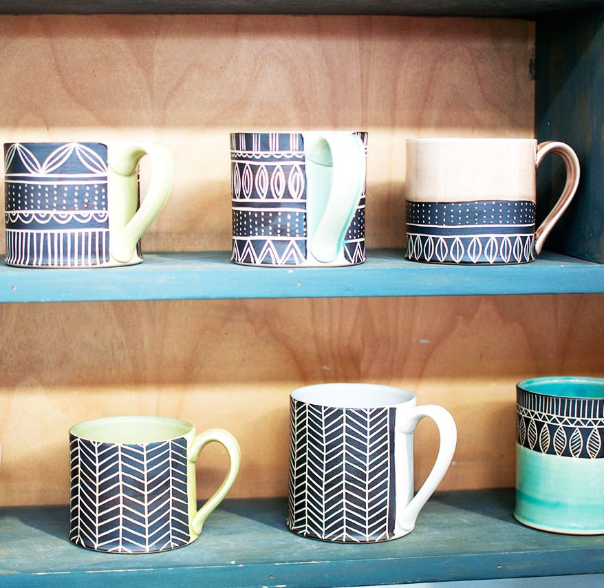handmade art glass craft jewellery textiles woodwork usa brooklyn ceramics