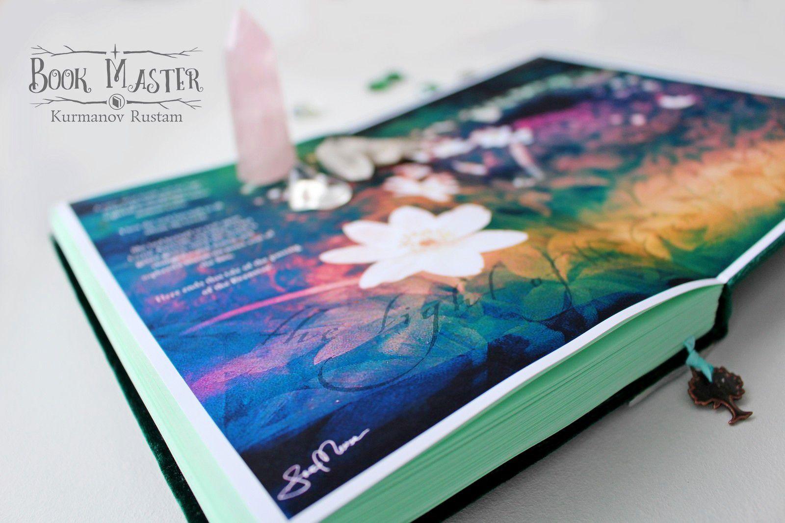 notebok gifts elven handmade