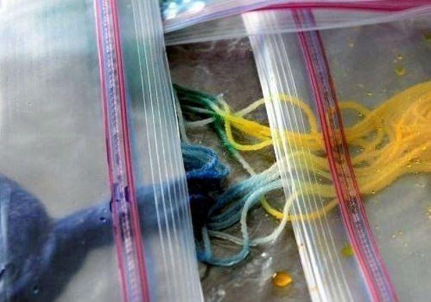 goods textile yarn instructions dye