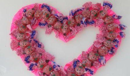 abbi_home diygift candieheart candies giftforlovers inlove