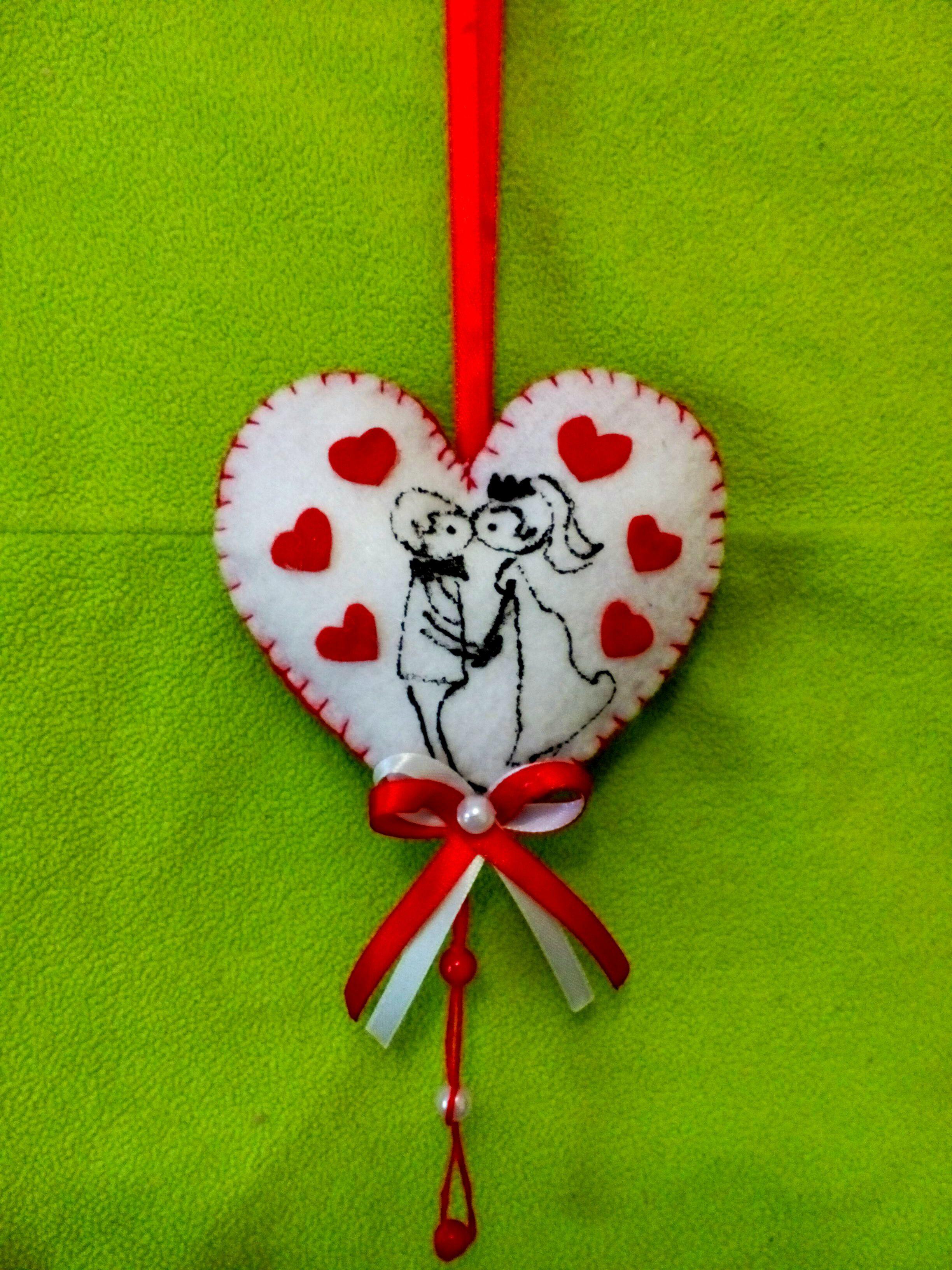love gift cat card romantic textile