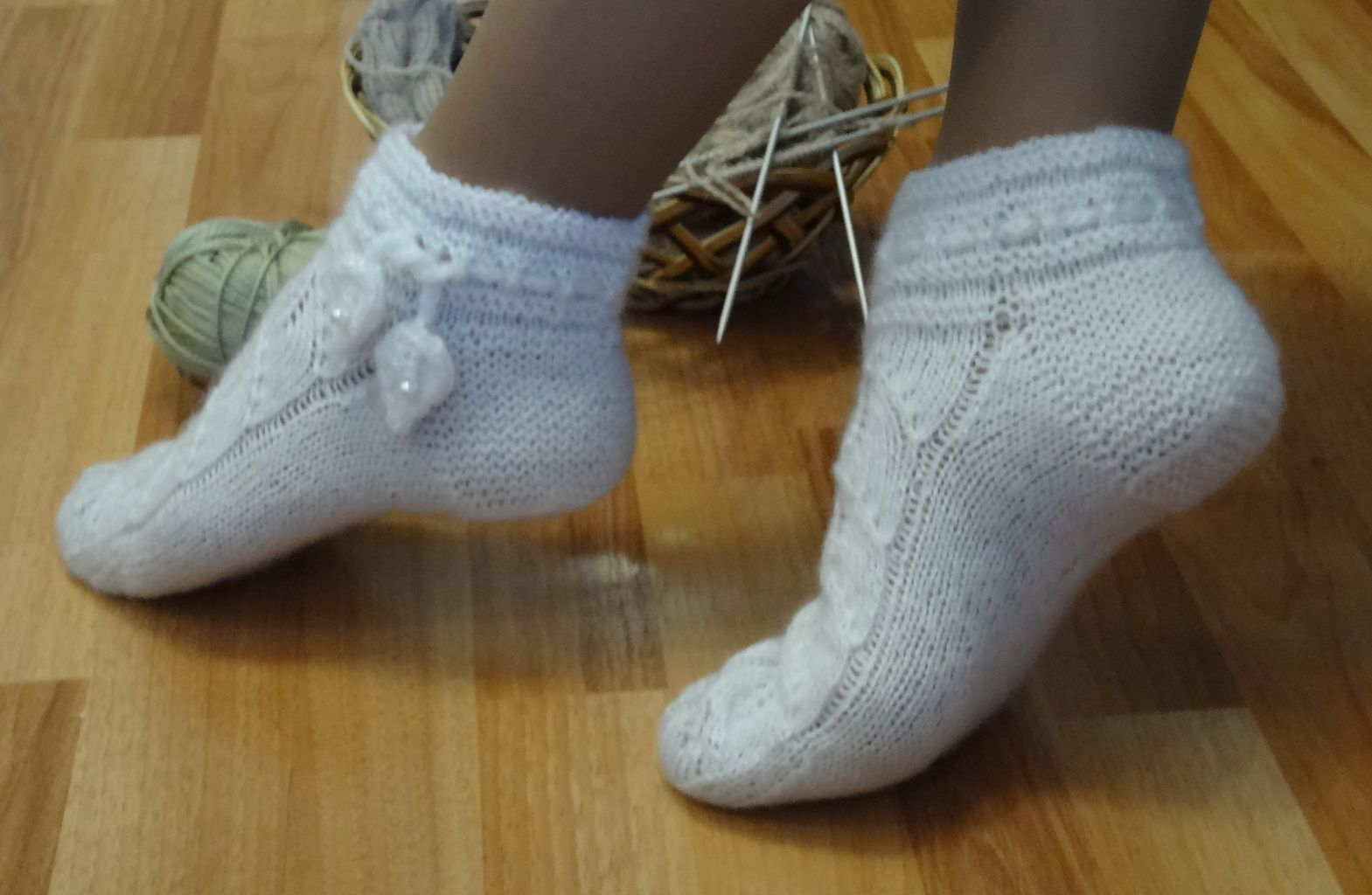 long woolen socks knit gifts boots women men handmade winter