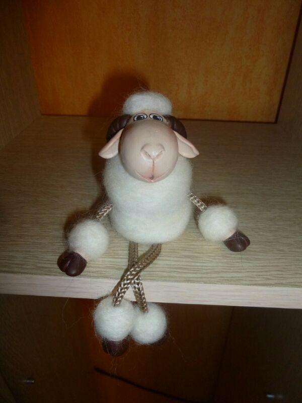 toy interior kids sheep white