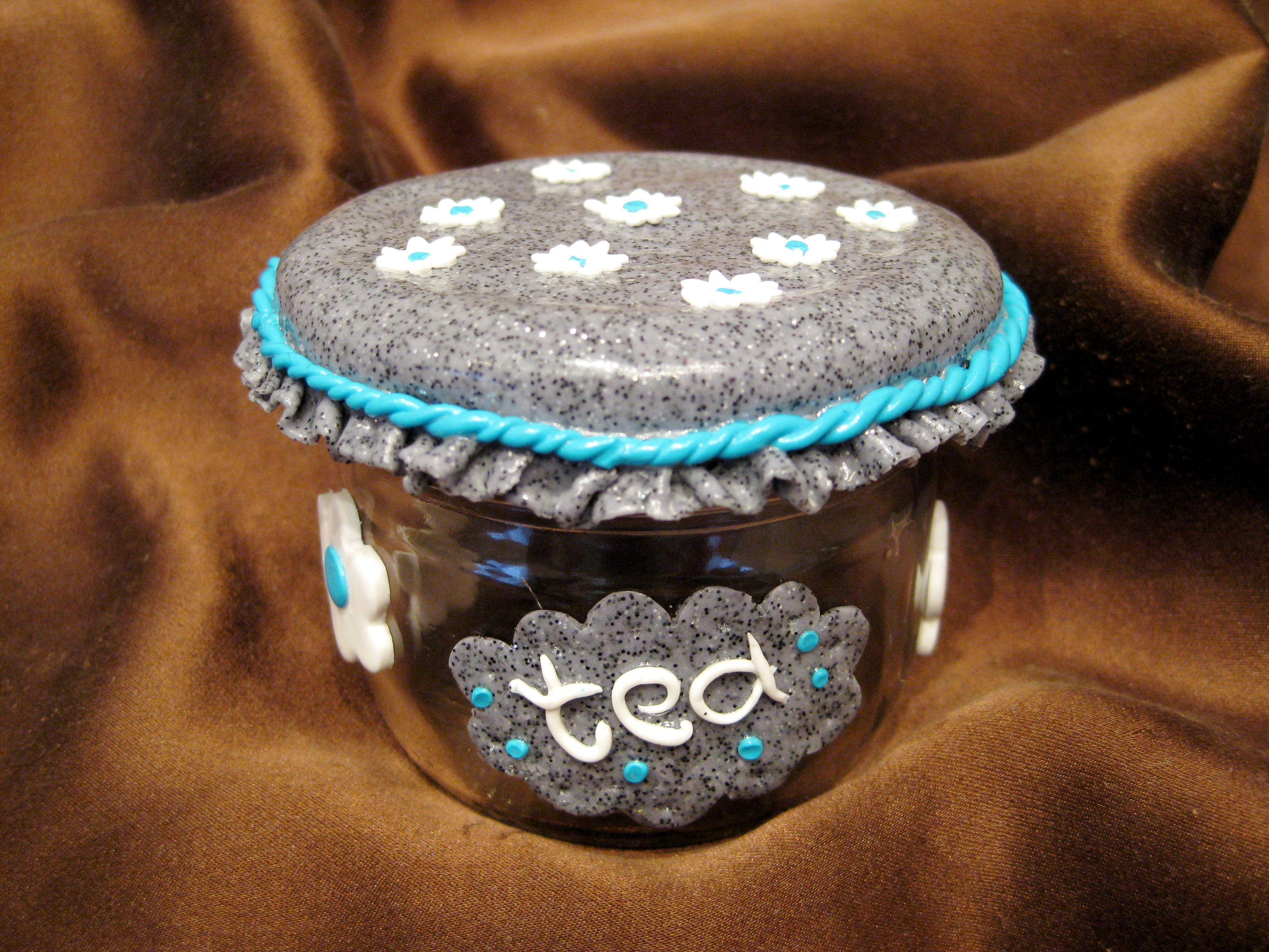 handmade cup tea teaceremony