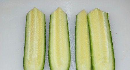 korean cucumbers cook cookery ingredients recipe