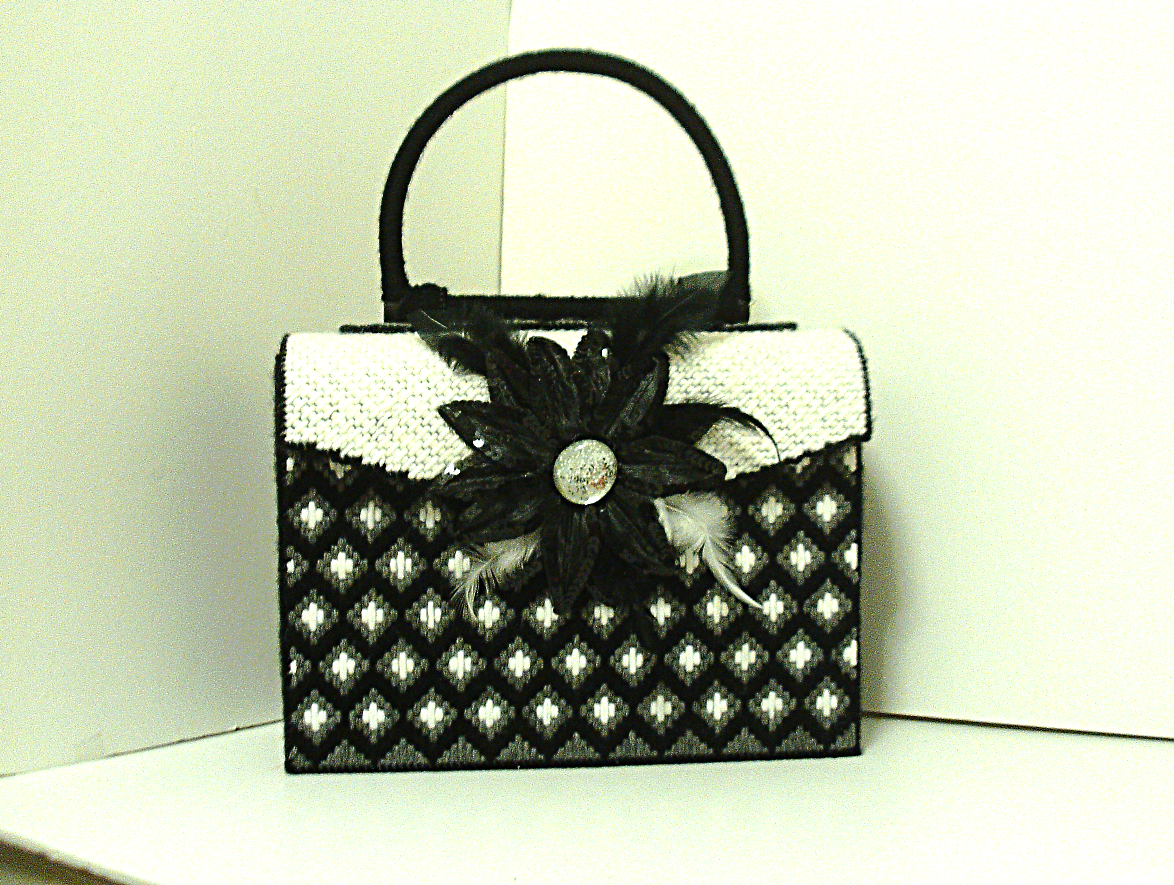 unique purse fashionable exotic handbag stylish elegant
