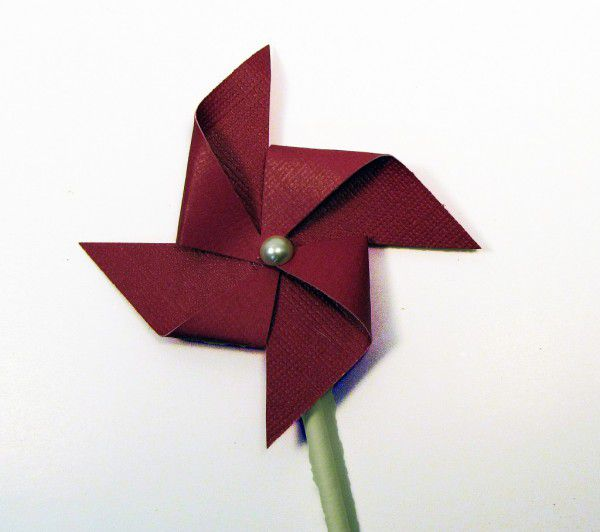 pinwheel make toy craft paper