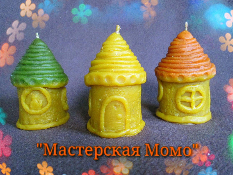 handmade souvenir wax kind hut guft smallhut cozy fairytale fabulous candle