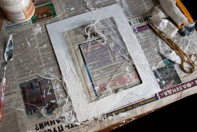 textured instruction vintage frame picture