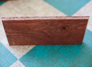 wooden instruction wall handicrafts shelves