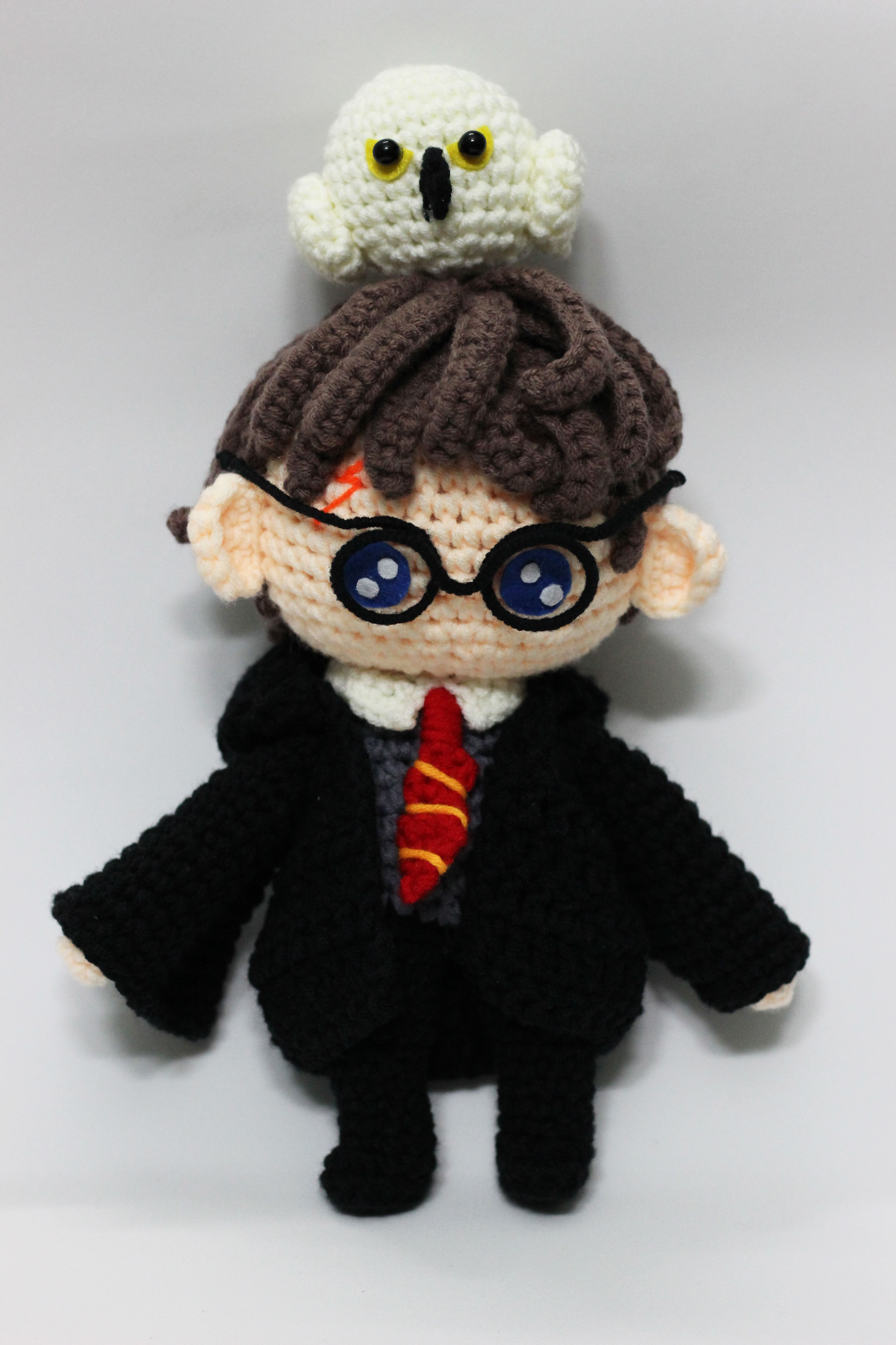 16 Magical Harry Potter Patterns for... | Top Crochet Patterns | 5184x3456