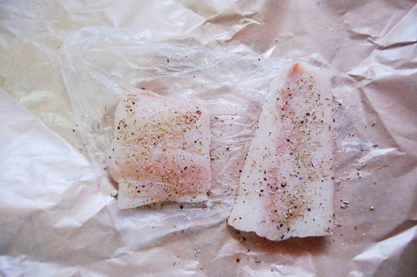 cookery halibut cook ingredients recipe