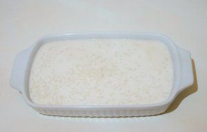 cookery pudding rice cook recipe
