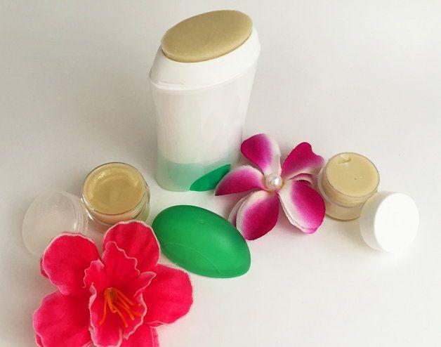 natural solid deodorant make makeup
