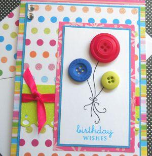birthday card hack homemade paper