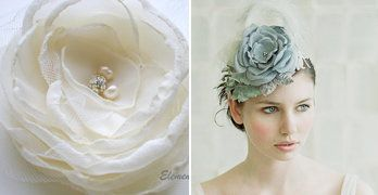 accessories flowers hairpin brooch make fabric