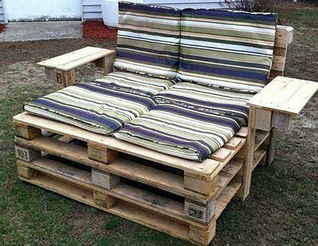 gardenbench bench pallets handmadebench abbi_home diyforhome