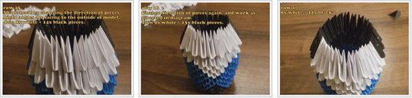 crafts origami paper owl make