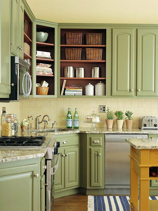 above kitchen decorate interior cabinets