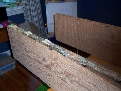 dining wood make table room