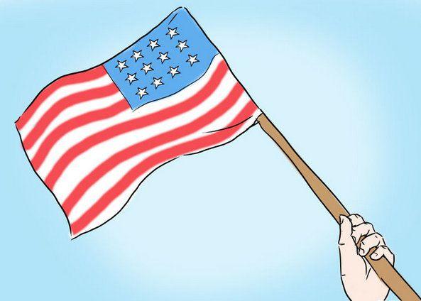 flagpole flag holidays make fabric
