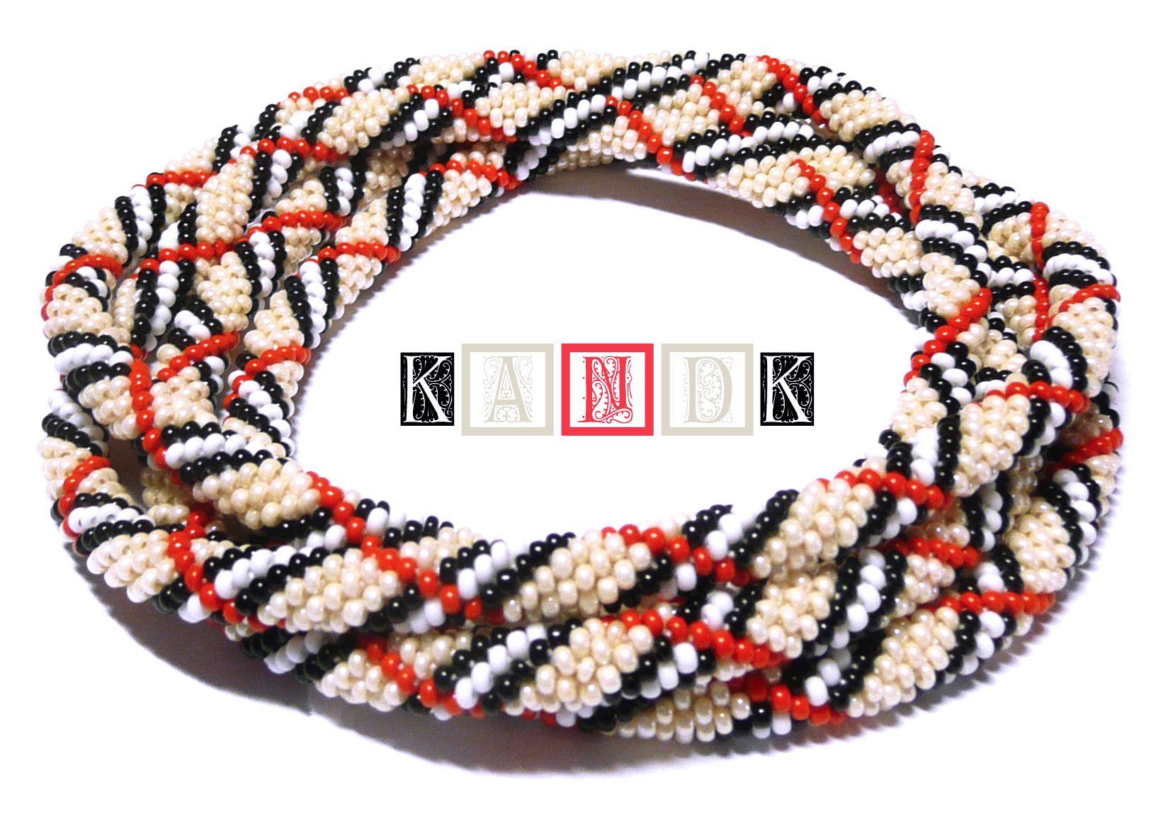 beads string kandk burberry classy