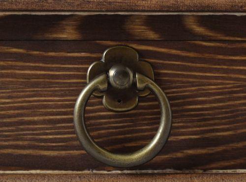 wooden boxorganizer handicrafts jewelry make
