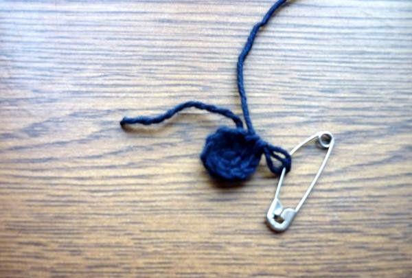 goods textile crochet sack hacky make