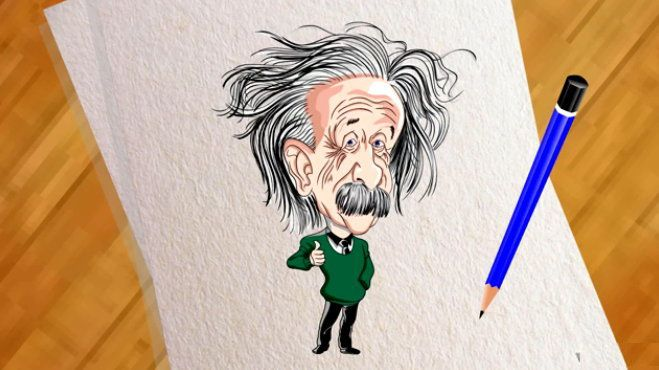 art head caricatures big draw