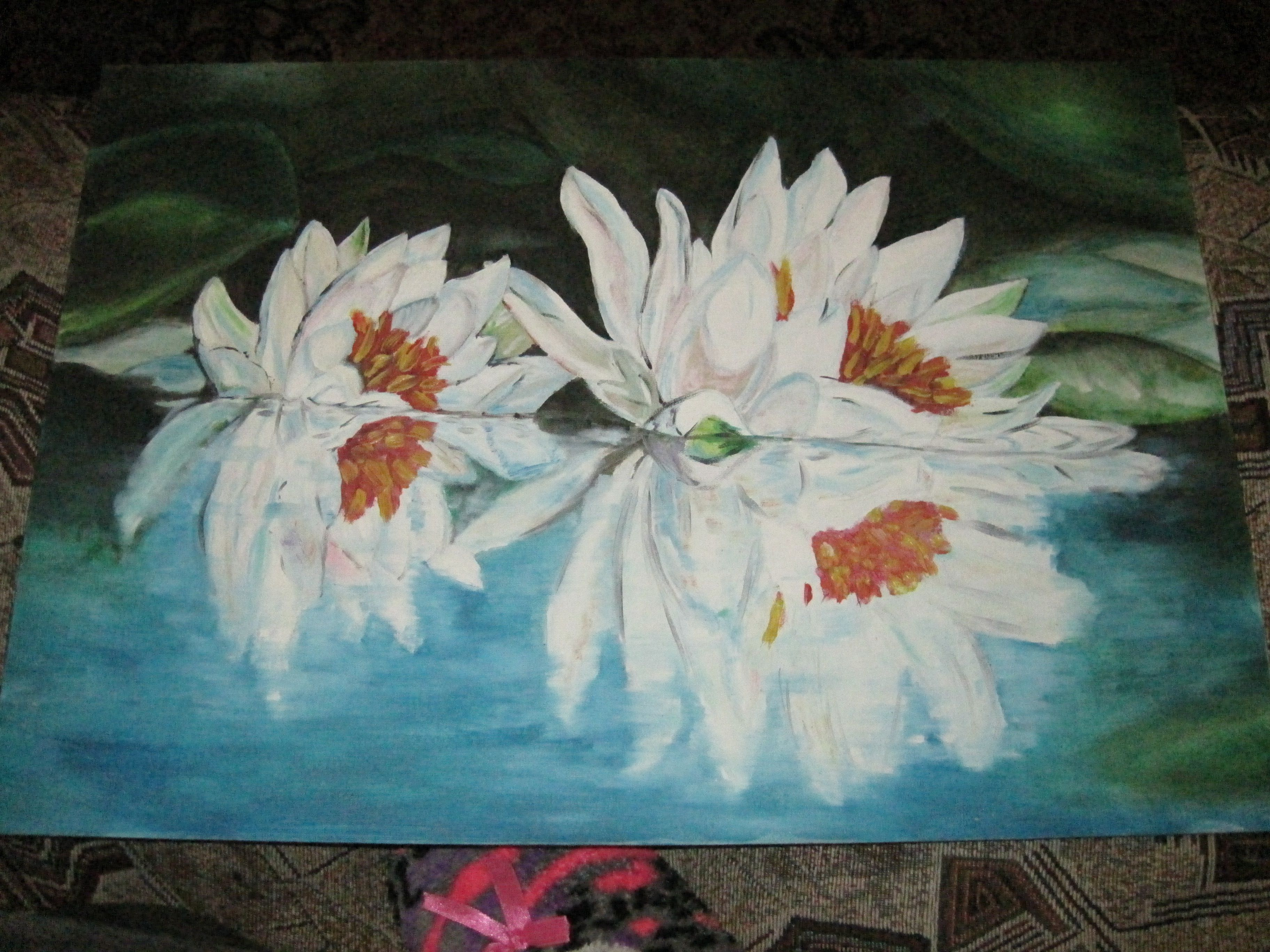 art painting oil