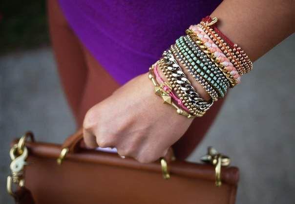 bracelet beads thin weaving