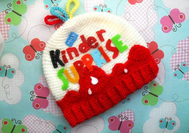 hat surprise children kinder
