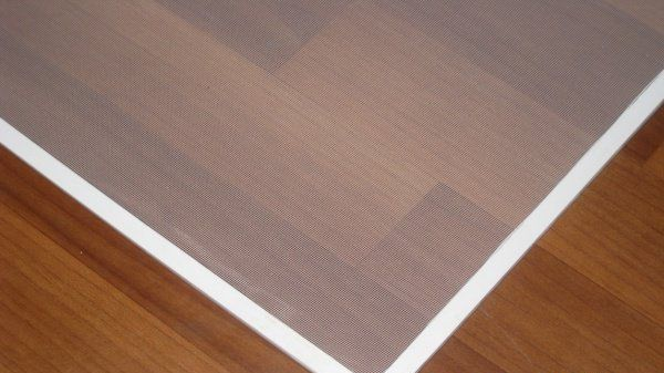 window instruction materials make screens