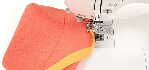 instruction hat sew clothing steps